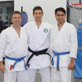 New belts from Full Potential Martial Arts's Carmel Valley dojo, San Diego, CA 92130