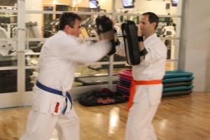 Karate at Full Potential Martial Arts Carmel Valley dojo in San Diego, CA 92130