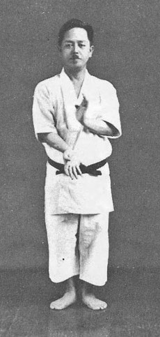 Kenwa Mabuni, founder of Shito-Ryu karate