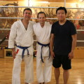 Martial Arts Camaraderie in San Diego