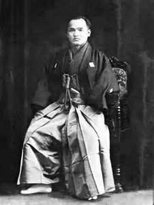 Takeda Sokaku, founder of Daito-ryu-Aiki-Jujustu
