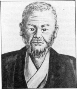 Itosu Anko - father of modern day karate