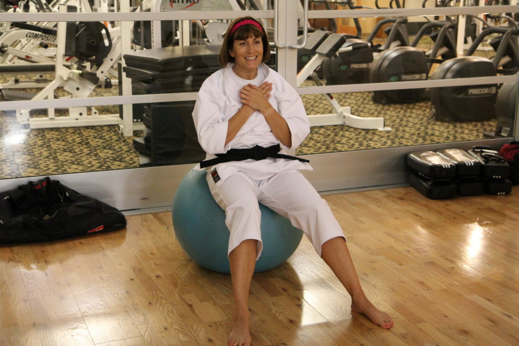 Get in shape with martial arts | San Diego | Carmel Valley