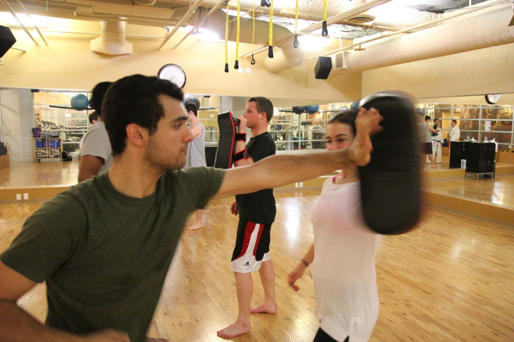Martial Arts workout | San Diego