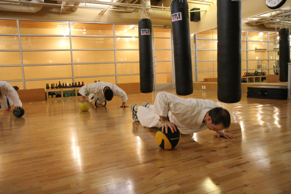 HIIT (High Intensity Interval Training) in Martial Arts