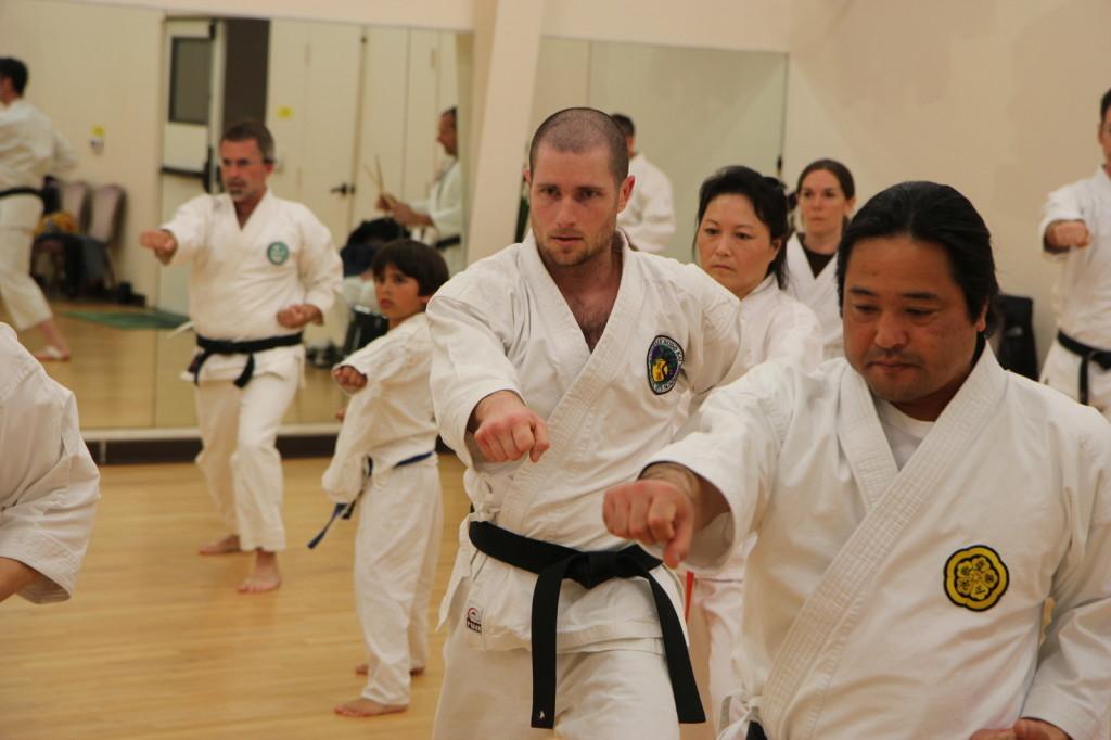 Shito-Ryu-Kata-Practice