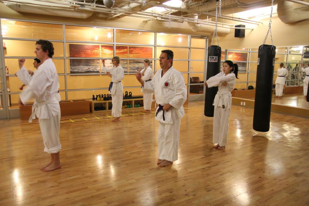Pinan Sandan kata, Okinawan Shito-Ryu Karate