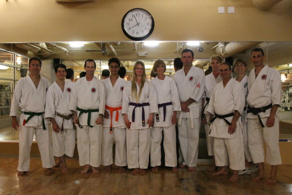 Carmel Valley / San Diego Martial Arts dojo Anniversary, 2014