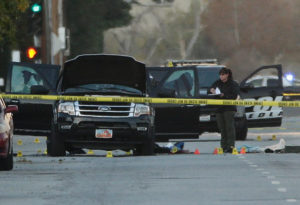 San Bernardino Shooting, December 2, 2015