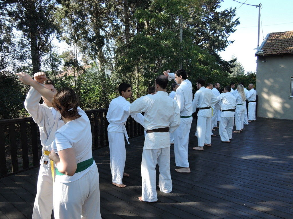 Flow-Drill-Training-Karate-Goju-Ryu-Israel