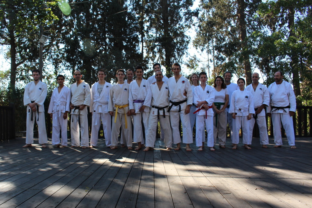 Karate-Goju-Ryu-Israel-Brian-Sensei-Seminar