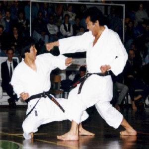 Jyu-Kumite-Oi-Tsuki-Hikite