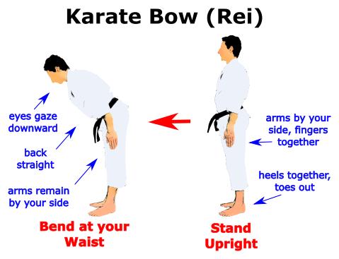 karate-bow-rei