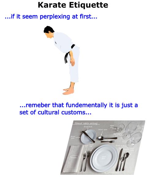 karate-etiquette