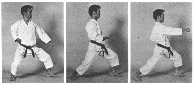 gichin-funakoshi-karate-do-kyohan-basic-punch