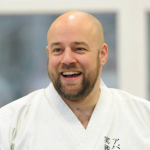 iain-abernethy karate instructor