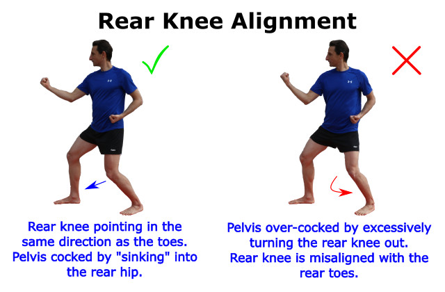 karate-rear-knee-alignment