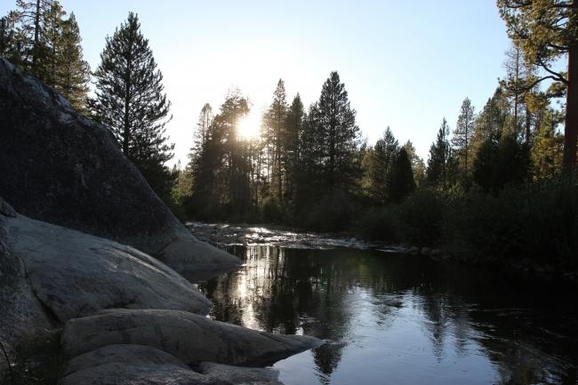 Mono-Hot-Springs-Sunset