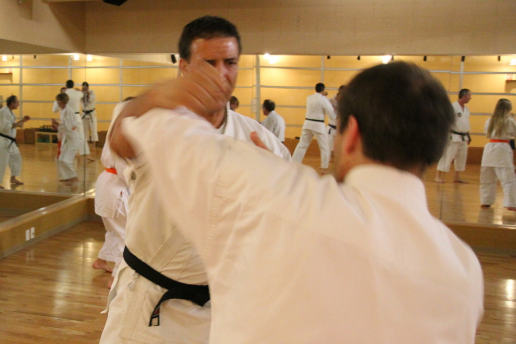 Sensei Jeff Day guest instructor Full Potential Martial Arts