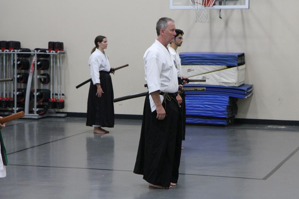 Jeff Day Sensei in San Diego | Full Potential Martial Arts